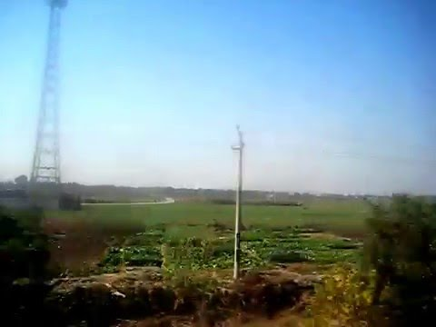 Travel - Train from Guangzhou to Beijing