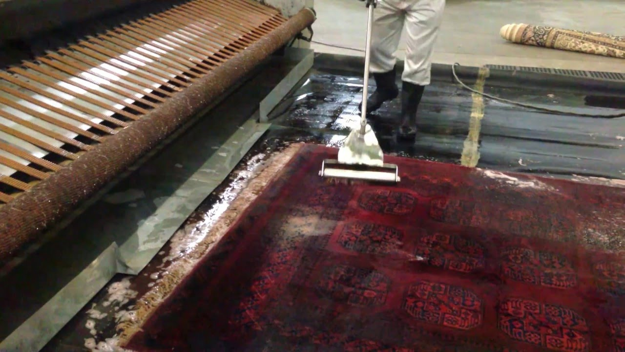 Beautiful Rug Cleaning Austin, TX | Austonian Rug Cleaning Co. | Water Tool