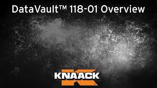 KNAACK® - DataVault 118-01 Assembly