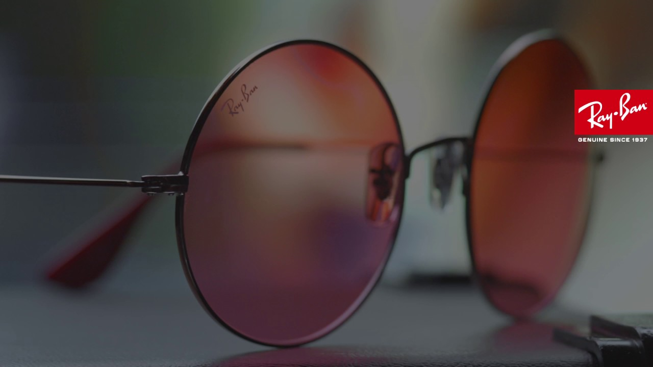 4ecee4aeb Ray-Ban JA JO - YouTube