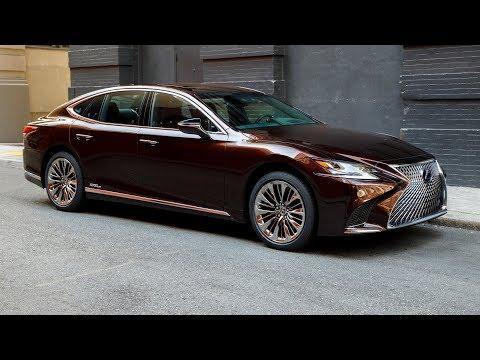 2018 Lexus LS 500 - NEW FLAGSHIP REVIEW [KING SEDAN]