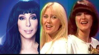 Cher SOS vs ABBA SOS