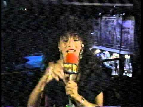 MADONNA 1990 Blonde Ambition MTV - Opening Weekend - Houston, Texas