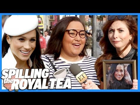 What Americans Know About Prince Harry's Future Wife, Meghan Markle | Spilling The Royal Tea