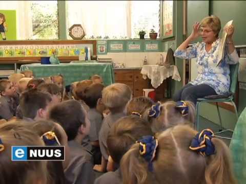 """eNuus   """"Groot opgewondenheid"""" op eerste skooldag"""