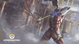 Overwatch - Genji Carry