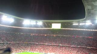 Drogba's penalty Champions league final Chelsea fans reaction Bayern Munich -
