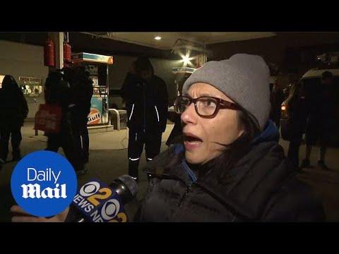 Bystander Footage Shows Con Edison Transformer Explosion In Astoria
