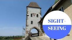 Sightseeing in Breisach am Rhein in GERMANY