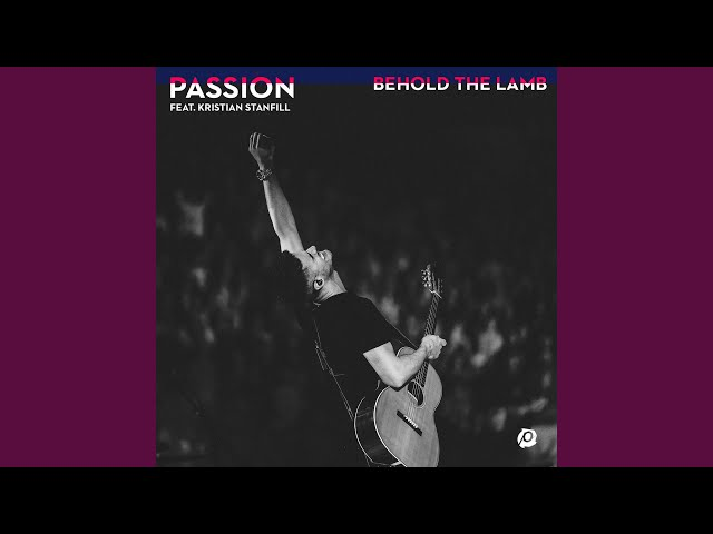 Behold The Lamb (Live)
