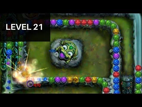 Zuma Revenge   Level 21「1K」