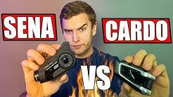 CARDO VS SENA! BESTES MOTORRAD INTERCOM 2020