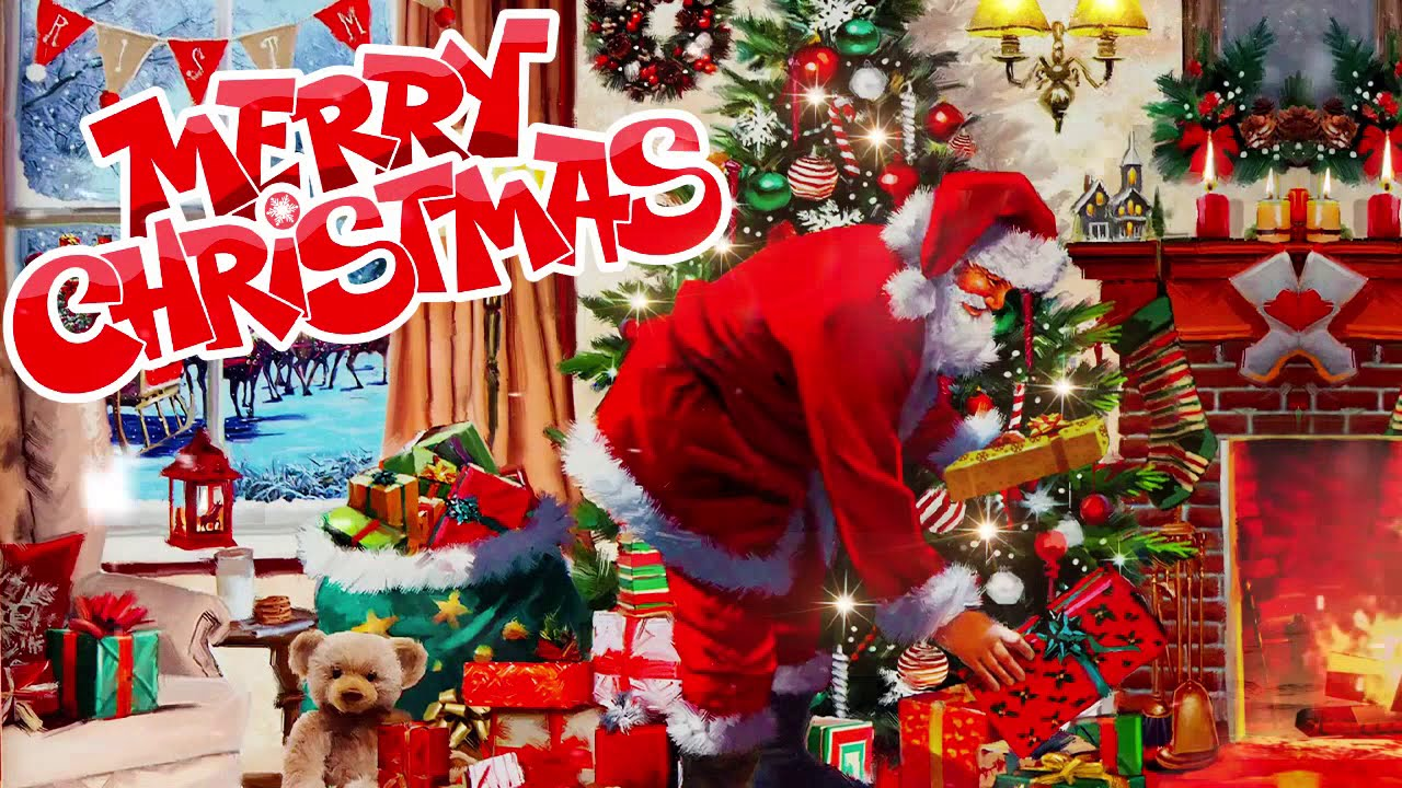 Top 100 Most Popular Merry Christmas Songs 2021 New Christmas Songs 2021 Playlist Youtube