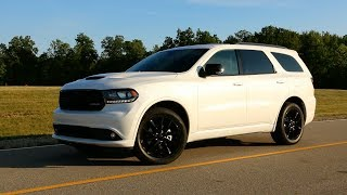 2018 Dodge Durango GT Running Footage