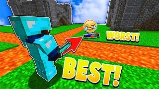 BEST Micro Battles Player in MCPE! - Minecraft PE (Pocket Edition)