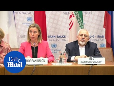 Iran's Foreign Secretary says nuclear deal is historic - Daily Mail