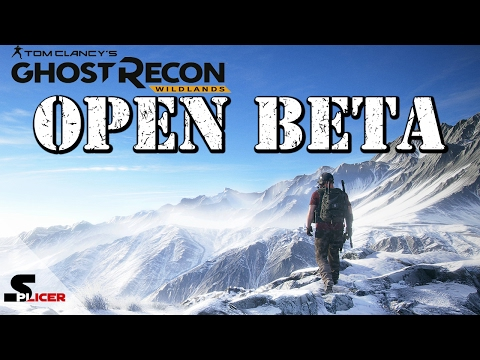 Confirmed Open Beta - Tom Clancy Ghost Recon Wildlands