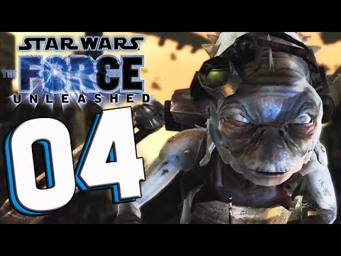 STAR WARS: The Force Unleashed Part 4 Kazdan Paratus RAXUS Prime (PS3)