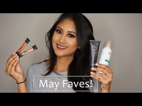 May Beauty and Fashion Favorites! | Makeup By Megha