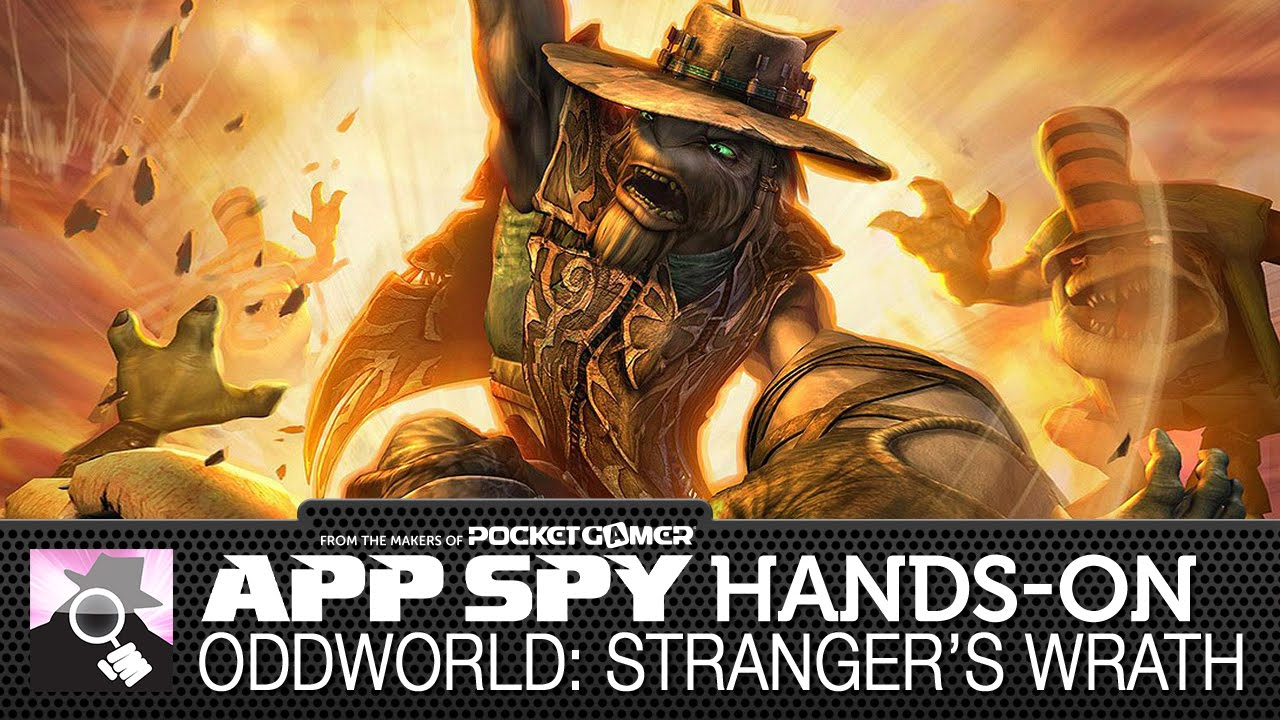 Oddworld: Stranger's Wrath | iOS iPhone / iPad Hands-On - AppSpy.com