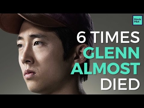 The 6 Times The Walking Dead's Glenn Rhee ALMOST Died