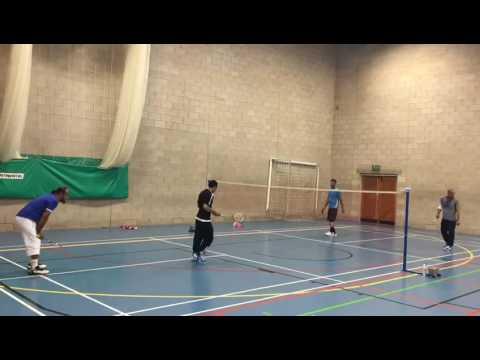 Aylesbury Badminton stars