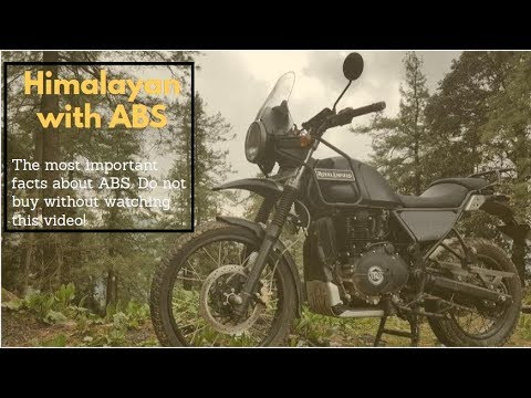 Himalayan with ABS in BS4 variant - Dont buy without watching this!