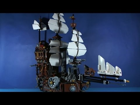 Lego Movie Metalbeards Sea Cow 70810 Youtube