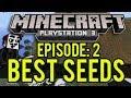 Minecraft Playstation 3 - Best Seed (Episode: 2)
