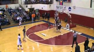 Nigel Byam Basketball highlight Mix