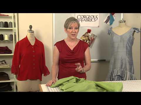 Scary Silks - Gorgeous Fabrics University