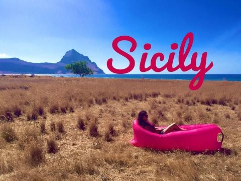 SICILY: FROM PALERMO - TAORMINA TO CATANIA