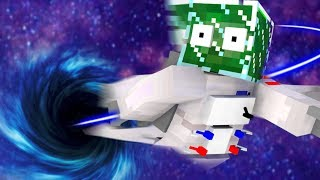 MONSTER SCHOOL :  SPACEMAN CHALLENGE - Minecraft animation