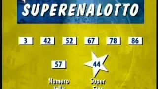 Lotto e Superenalotto estrazioni del 31 dicembre 2013 (martedì) - www.zonalotto.it