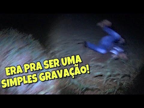 A MACUMBA - ALGO DEU MUITO ERRADO NA GRAVAÇÃO... 💀
