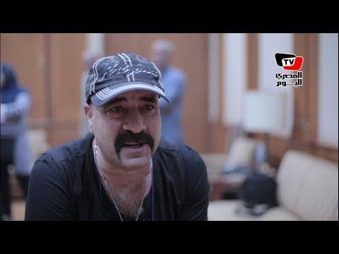 محمد سعد: «كأس العالم هيجيلنا في تاكسي زي ما قلت في بوشكاش»  - 23:21-2017 / 10 / 14