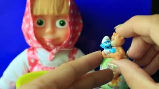 Пластилин Play Doh (Плей До). Яйца с сюрпризом! Презентация от Маша и Медведь!(, 2014-08-29T11:12:10.000Z)
