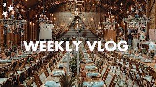 I'M MARRIED!!! | Weekly Vlog 2018 #23