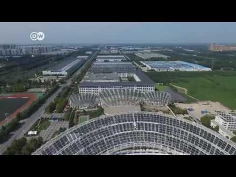 Dezhou: la primera ciudad solar china
