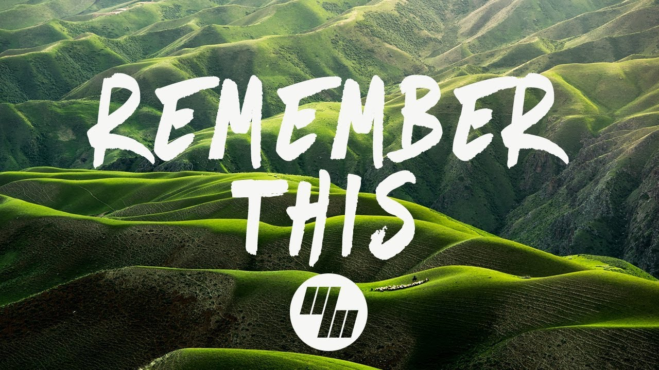 32Stitches - Remember This (Lyrics / Lyric Video) - YouTube