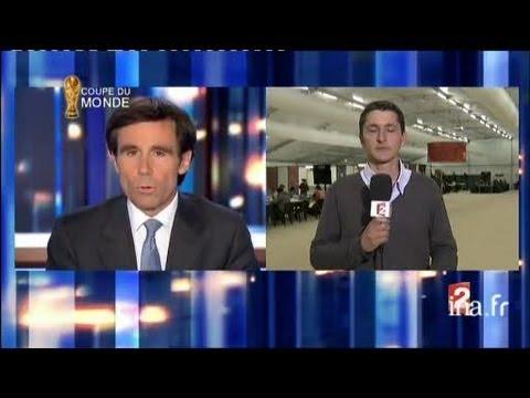 20 heures : émission du 22 juin 2010