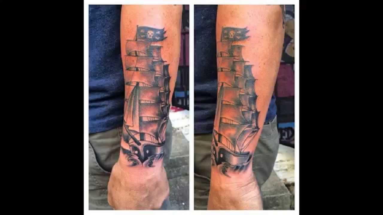 Best Pirate Tattoo Designs