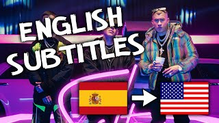 Soltera (English Sub) - Lunay ft. Bad Bunny & Daddy Yankee (REMIX)