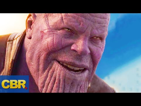 10 Reasons Why Thanos Was The Most Powerful MCU Villain