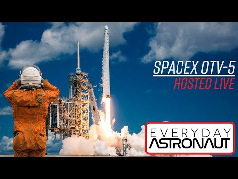 LIVE Hosting SpaceX OTV-5 (Secret Space Plane)
