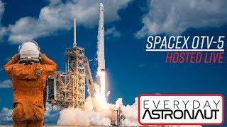 (Previously) LIVE Hosting SpaceX OTV-5 (Secret Space Plane)
