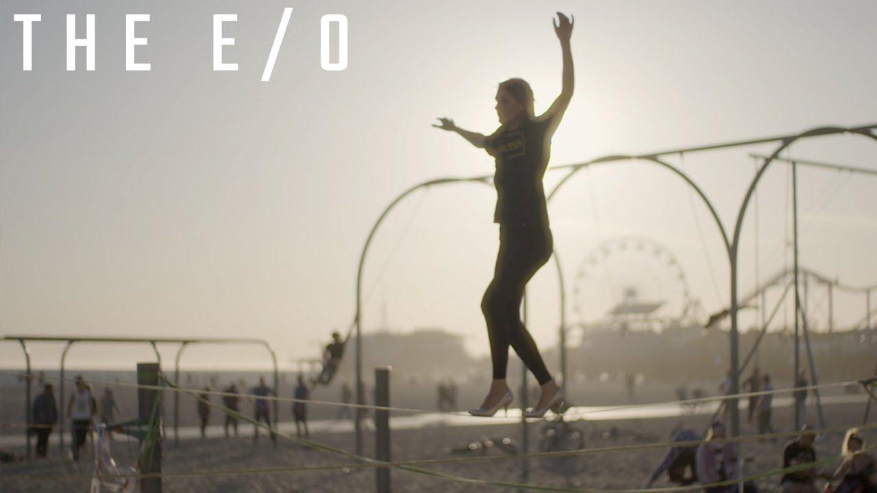 The E/O: Olga Henry (Slackliner)