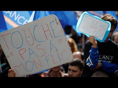 فرنسا: الآلاف من أفراد الشرطة يتظاهرون احتجاجا على ظروف العمل  - 16:55-2019 / 10 / 3