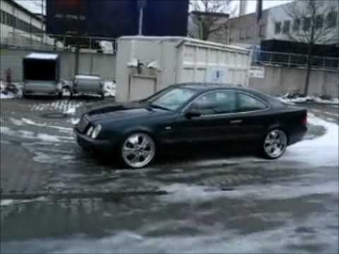 Mercedes CLK 430 19 Zoll  208 Compilation (tribute) To All CLK´s