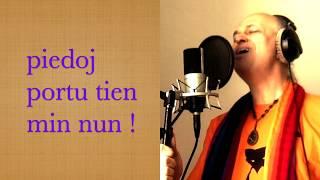 Ŝtupar' al paradiz' (Gershwin) kun Melono